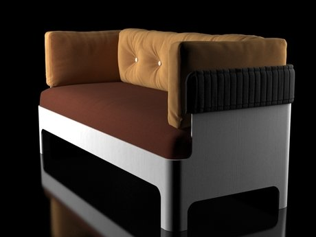 Koja sofa low 17