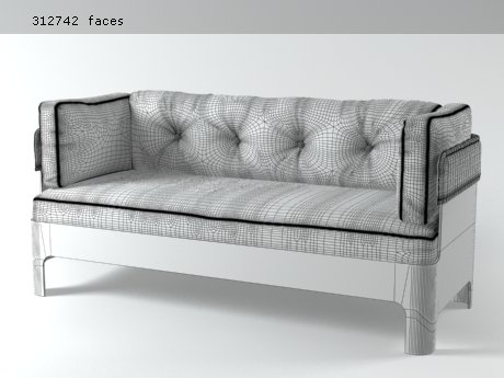Koja sofa low 21