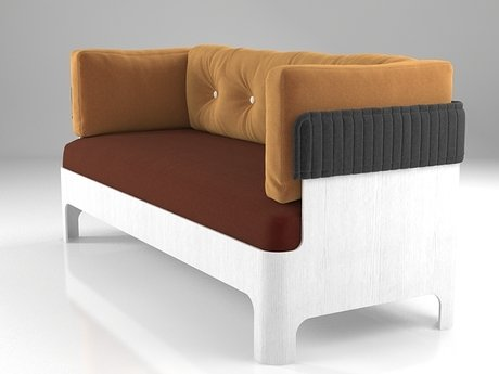 Koja sofa low 10