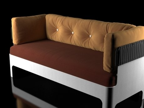 Koja sofa low 19