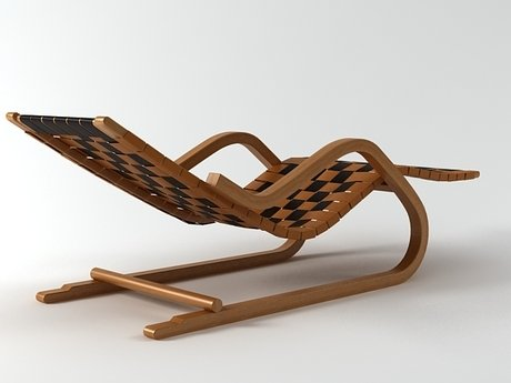 Lounge Chair 43 5