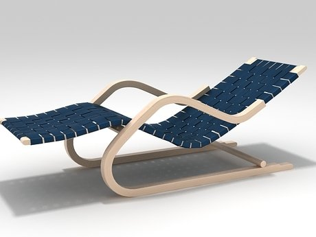 Lounge Chair 43 7