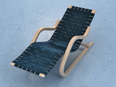 Lounge Chair 43 6