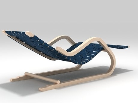 Lounge Chair 43 8
