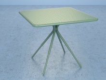 Grasshopper square table