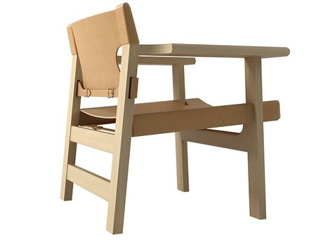 Spanish Chair 2226 5