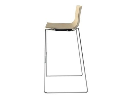 Catifa 46 Stool sled base 11