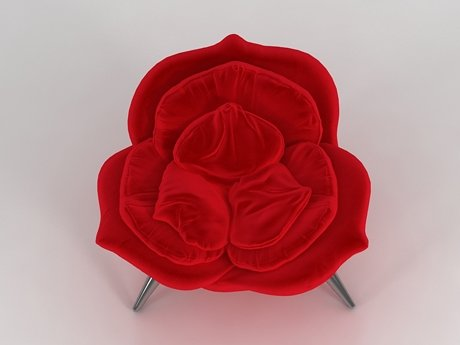 Rose chair 1