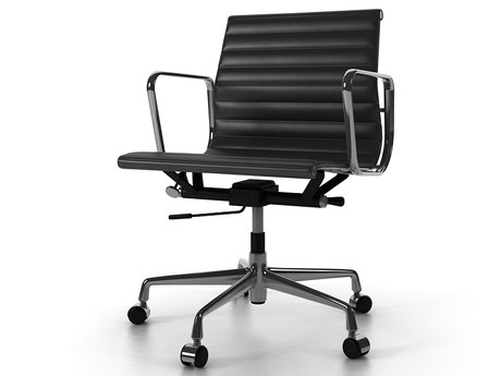 Aluminium chair 117 9