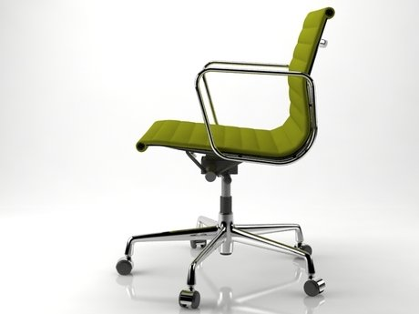 Aluminium chair 117 4