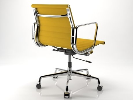 Aluminium chair 117 12