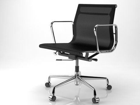 Aluminium chair 117 17