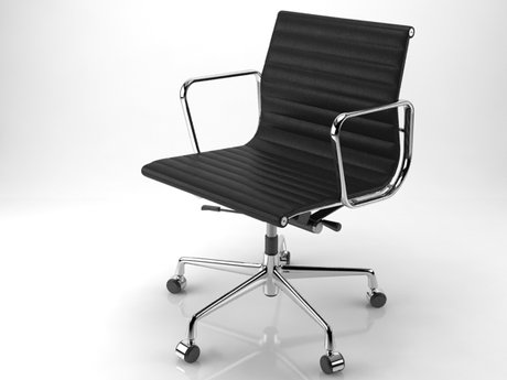 Aluminium chair 117 5