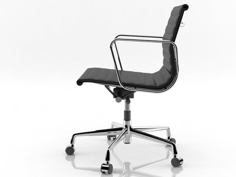 Aluminium chair 117 8