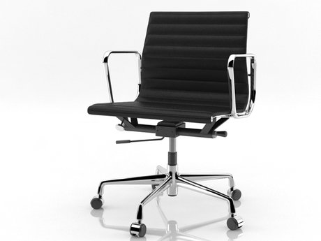 Aluminium chair 117 6