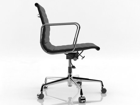 Aluminium chair 117 7