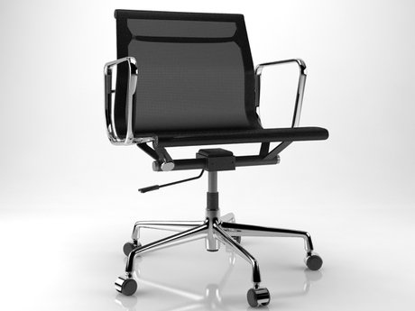 Aluminium chair 117 16