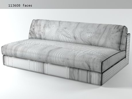 Canyon sofa system 30