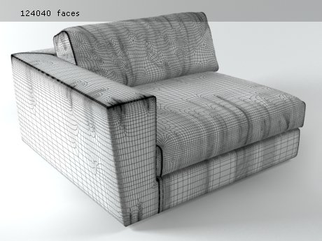 Canyon sofa system 27