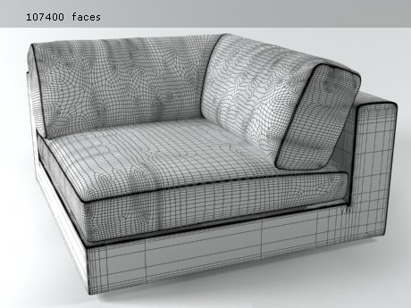 Canyon sofa system 26