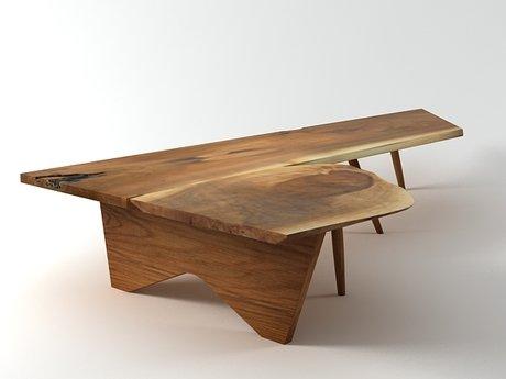 Coffe table and Bench 5
