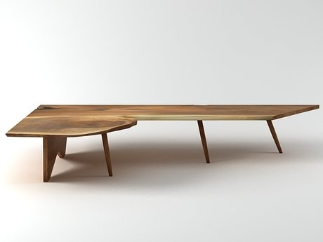 Coffe table and Bench 7