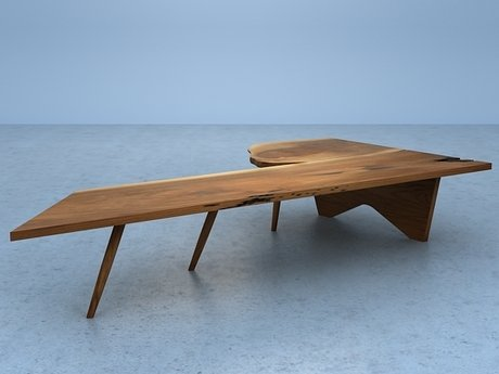 Coffe table and Bench 9