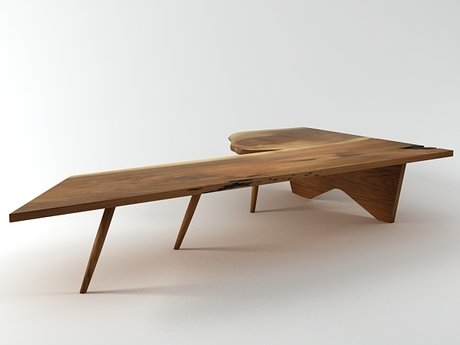 Coffe table and Bench 6