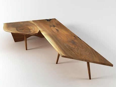 Coffe table and Bench