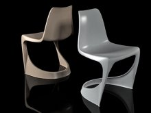 290 Cantilever Chair