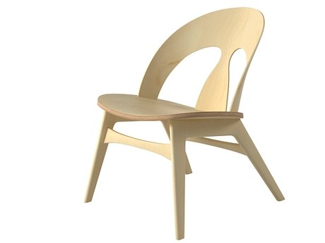 Shell Chair 4