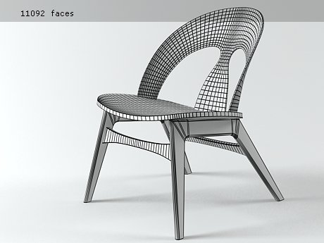 Shell Chair 5
