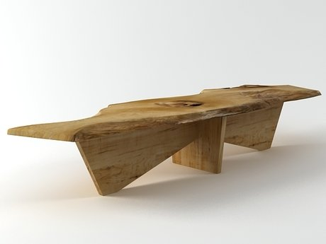Butterfly Base coffee table 5