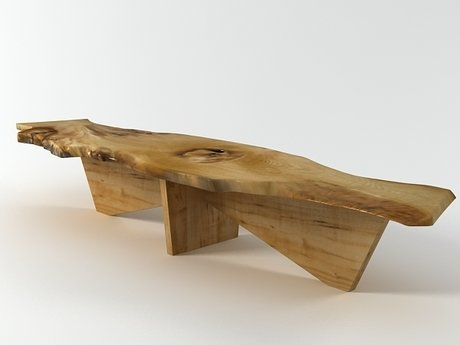 Butterfly Base coffee table 7
