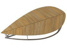 Leaf Bench