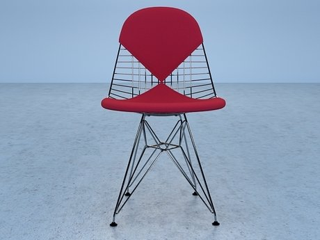 Wire Chair DKR 15