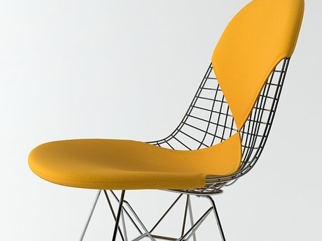 Wire Chair DKR 8