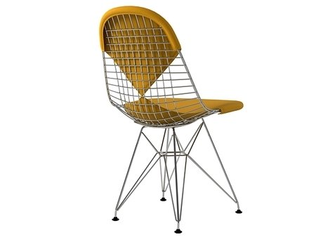 Wire Chair DKR 7