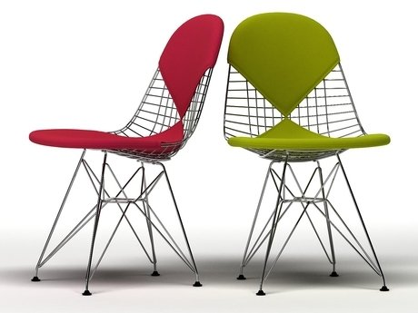 Wire Chair DKR 5