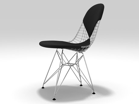 Wire Chair DKR 12
