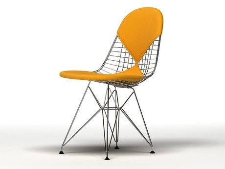 Wire Chair DKR 4
