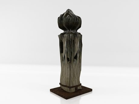 Wooden Sculptures 7