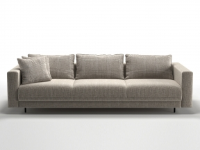 Enki 3-Seater Sofa