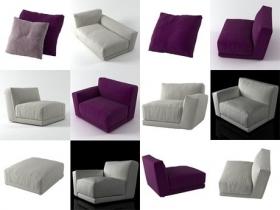 Luis sofa modules