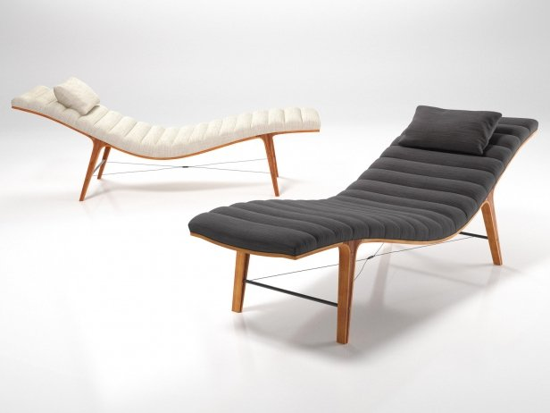 Listen To Me Chaise, Model 4873 1