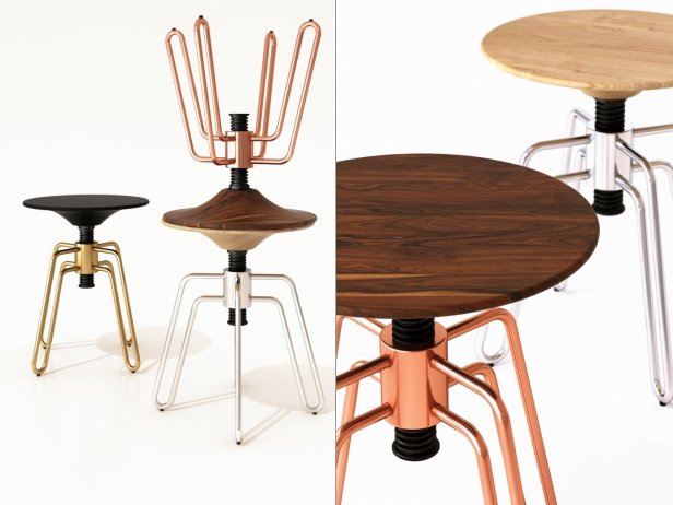 Phillips Stool 2