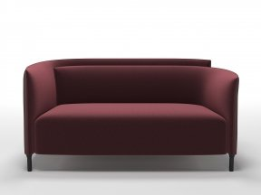 Hemicycle Settee