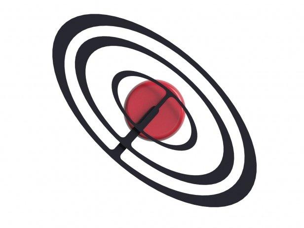 Orbit Clock 2