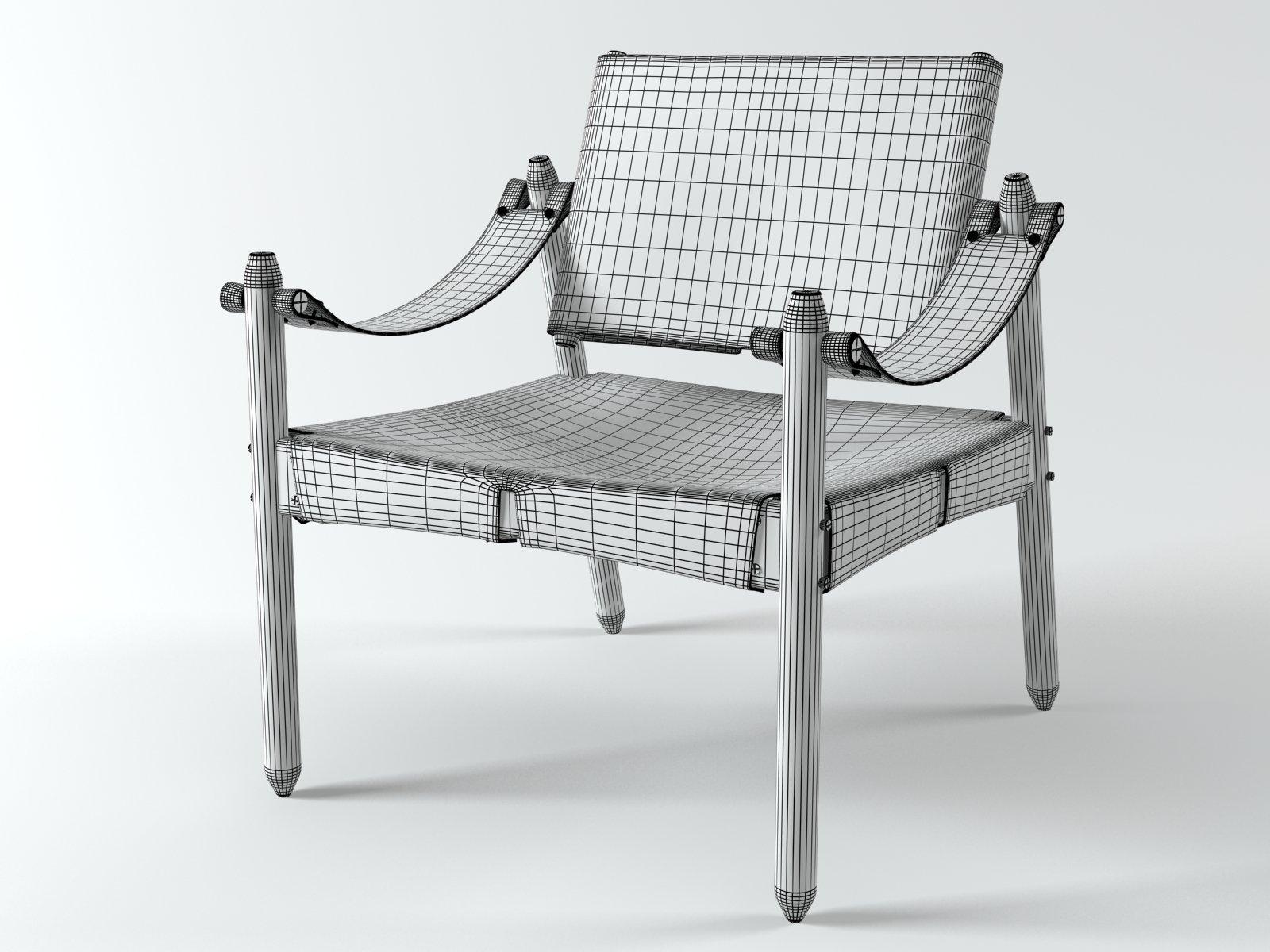 Veranda 3d model | Etel Interiores