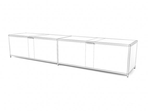 Dita TV Cabinet 6